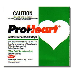 proheart from petproductsontheweb.com